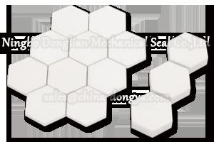 氧化铝陶瓷防弹片和装甲