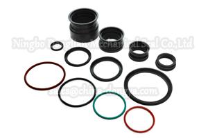 橡胶波纹管和O型圈材料有NBR,Viton, Epdm, HNBR等,可供应包覆O型圈。